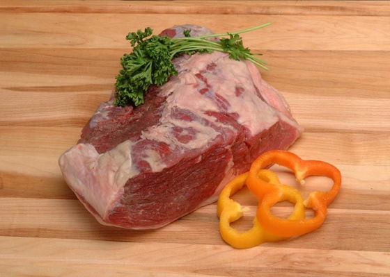 Picture of Beef Bottom Round Roast - 3 lbs