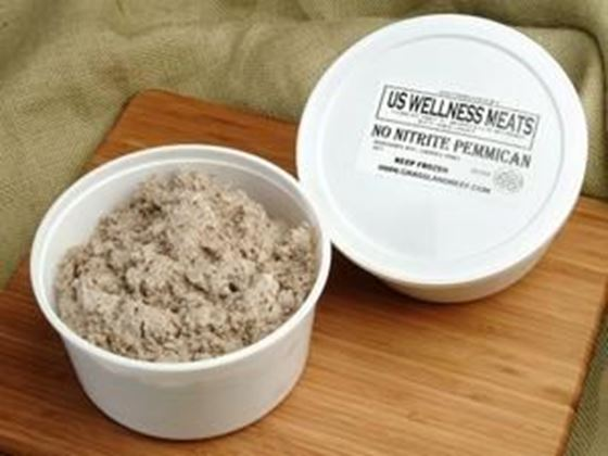 Picture of Honey & Cherry-Free Beef Pemmican Pail - 2 lbs.