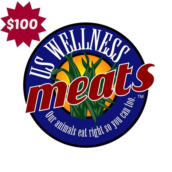 Picture of $100 US Wellness Meats E-Gift Card