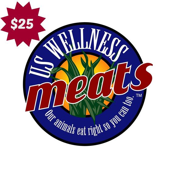 Picture of $25 US Wellness Meats E-Gift Card