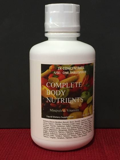 Picture of Cell-Wellness Complete Body Nutrients
