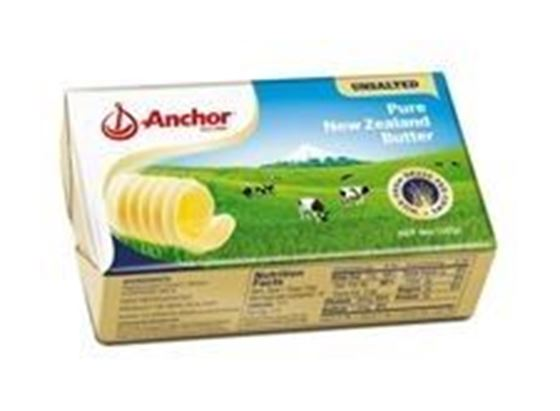 Picture of Anchor Unsalted Grass-Fed Butter - 8 oz.