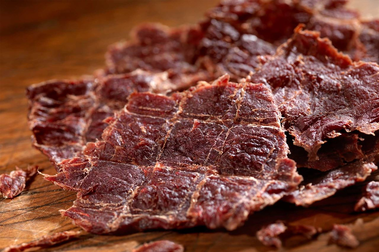 Grass-Fed Beef - Jerky & Snacks