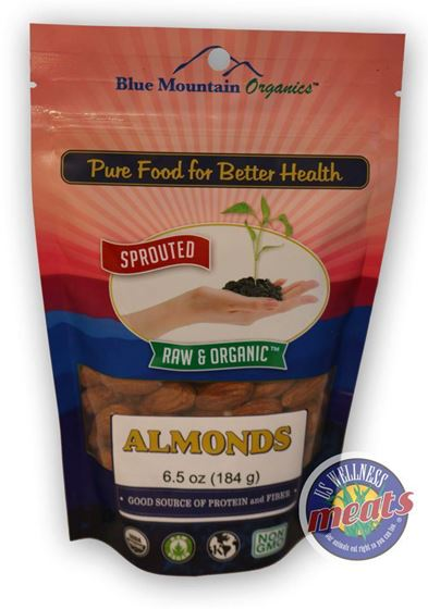 Picture of Organic Almonds