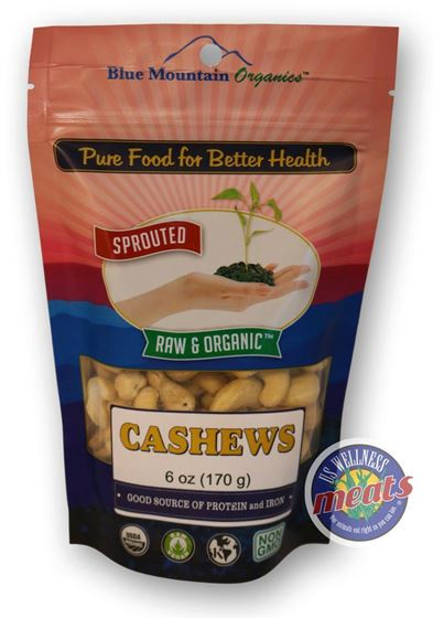 Picture of Organic Cashews