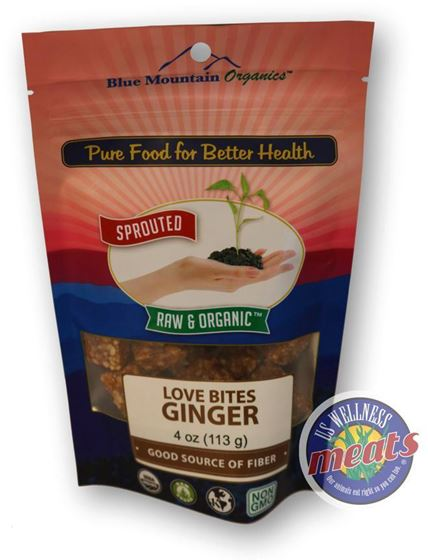 Picture of Organic Ginger Love Bites