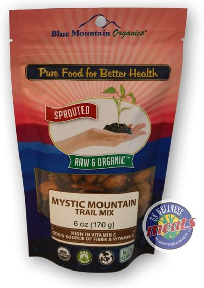 Picture of Organic Mystic Mountain Trail Mix