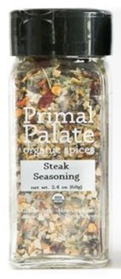 Primal Palate Organic Steak Seasoning