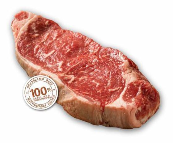 Picture of PREMIUM Beef NY Strip Steak - 12 oz.