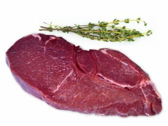 Picture of Bison Top Sirloin Steak - 8 oz