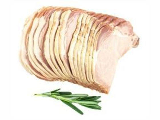 Picture of Sugar Free Canadian Pork Bacon Slices - 1 lb.