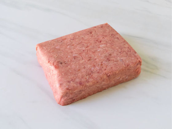 Picture of Beef, Ground - 1 lb - 55% Lean with beef heart