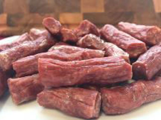 Picture of Original Beef Snack Stick Ends - (2lbs) Shelf Stable